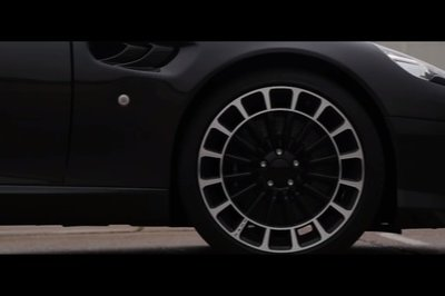 Afzal Kahn's Ultimate Car Is The DB9 Vengeance: Video