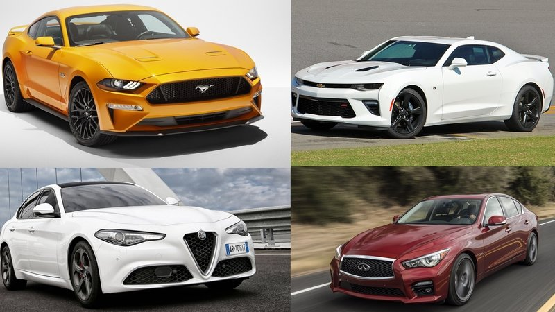 Bargain Buys: Performance Cars That You Can Score For Less Than $50,000
