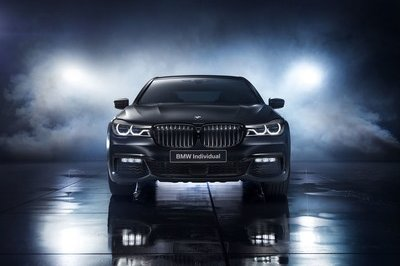 2017 BMW 7 Series Individual Black Ice Edition - image 739622