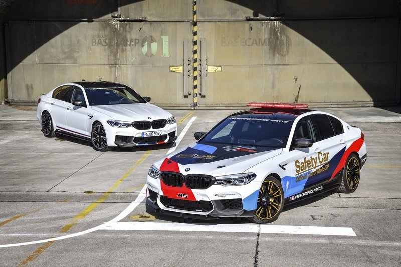 2018 BMW M5 MotoGP Safety Car Exterior - image 741375