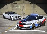 2018 BMW M5 MotoGP Safety Car - image 741380