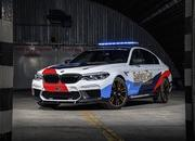 2018 BMW M5 MotoGP Safety Car - image 741391