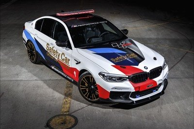 2018 BMW M5 MotoGP Safety Car - image 741353