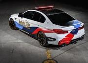 2018 BMW M5 MotoGP Safety Car - image 741355