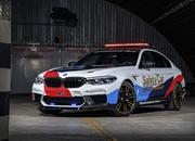 2018 BMW M5 MotoGP Safety Car - image 741350