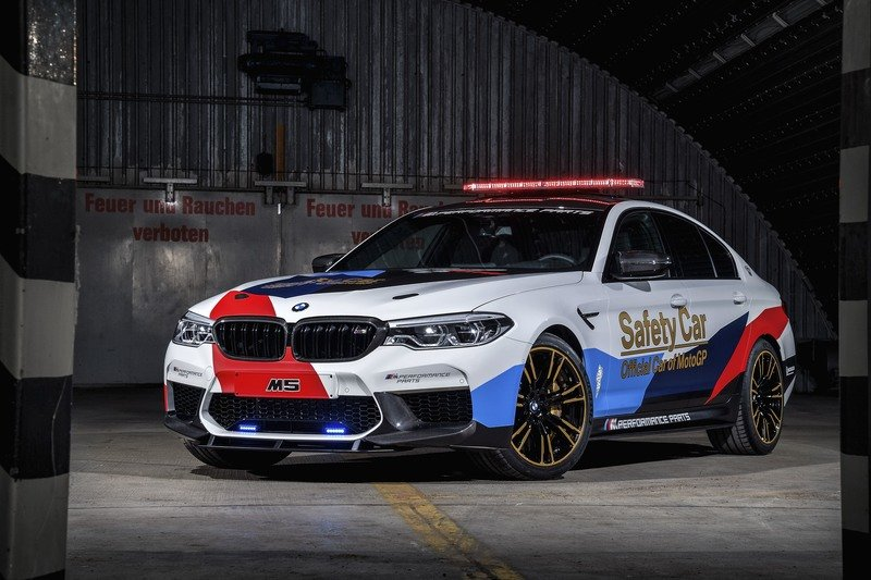 2018 BMW M5 MotoGP Safety Car Exterior Wallpaper quality - image 741350
