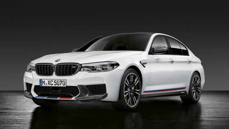 2019 Bmw M5 Competition Package Top Speed
