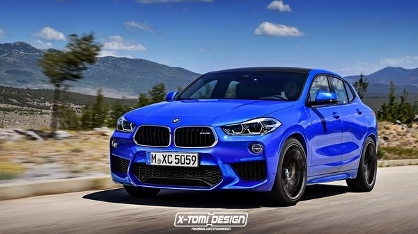 2020 Bmw X2 M Review Top Speed