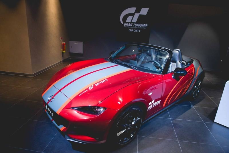 Care to get a Mazda MX-5 to go with Your Copy of Gran Turismo Sport? Exterior - image 739262