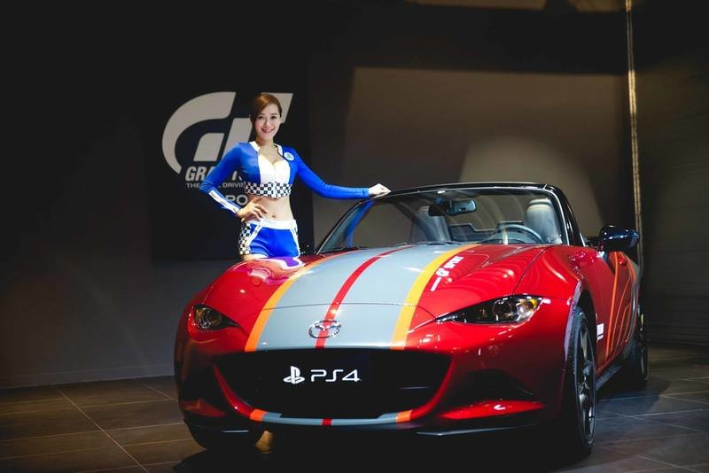 Care to get a Mazda MX-5 to go with Your Copy of Gran Turismo Sport?