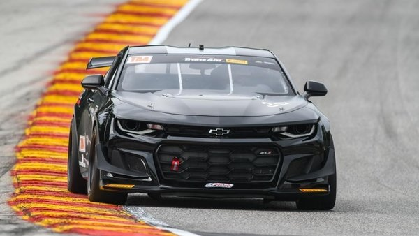 2018 Chevrolet Camaro Ss Trans Am Ta4 Spec Race Car Review