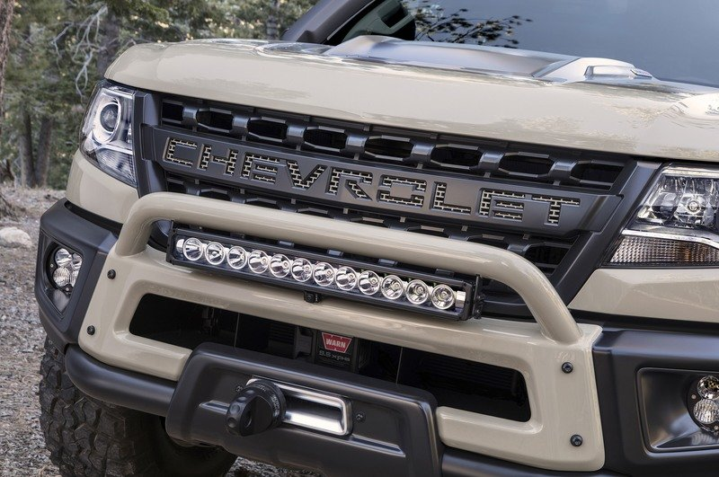 2017 Chevrolet Colorado ZR2 AEV Concept