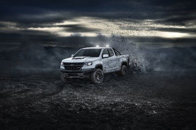 2018 Chevrolet Colorado ZR2 Midnight Edition and Dusk Edition - image 739207