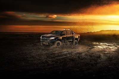2018 Chevrolet Colorado ZR2 Midnight Edition and Dusk Edition - image 739209