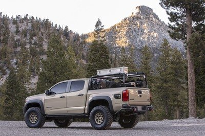 AEV off-roading exterior protection