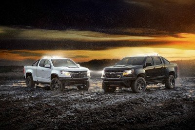2018 Chevrolet Colorado ZR2 Midnight Edition and Dusk Edition - image 739206