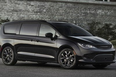 2018 Chrysler Pacifica S Appearance Package - image 737869