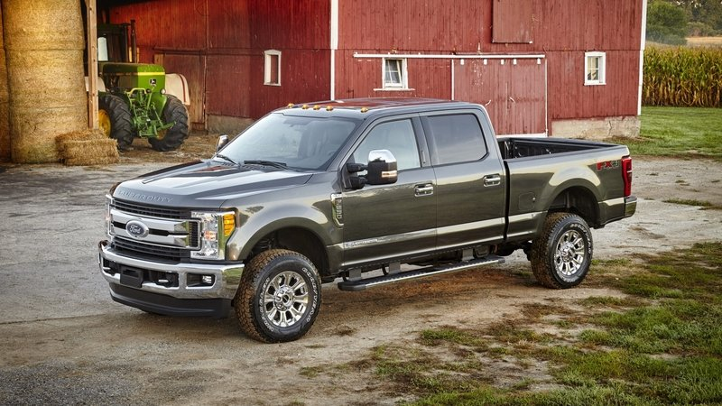 Don't Fall Out! Ford F-150's Doors Can Fly Open