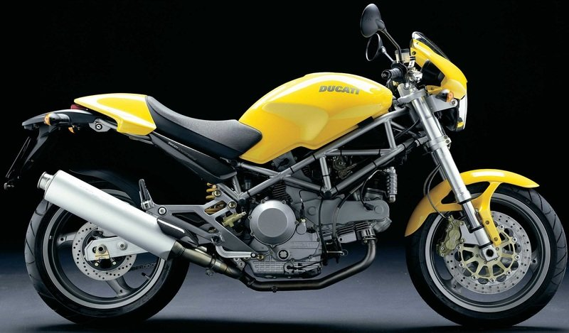 Ducati's new Monster 821 gets released out of the cage. Exterior - image 738862