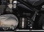 Images: The Triumph Bonneville Speedmaster - in the details and accessories. - image 736010