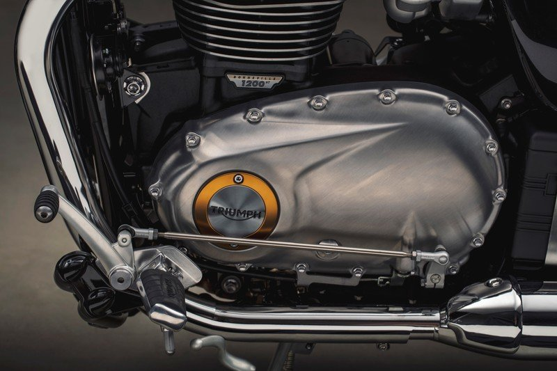 Images: The Triumph Bonneville Speedmaster - in the details and accessories. Exterior High Resolution - image 736011