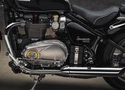 Images: The Triumph Bonneville Speedmaster - in the details and accessories. - image 736013