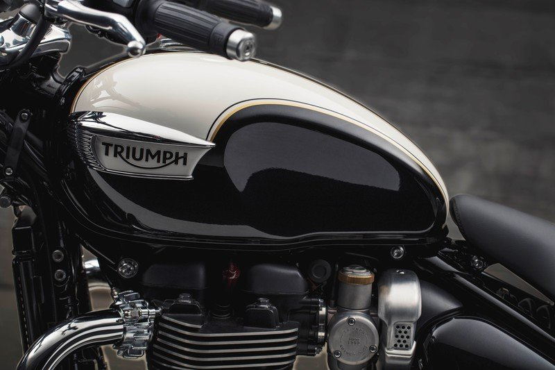 Images: The Triumph Bonneville Speedmaster - in the details and accessories. Exterior High Resolution - image 736014