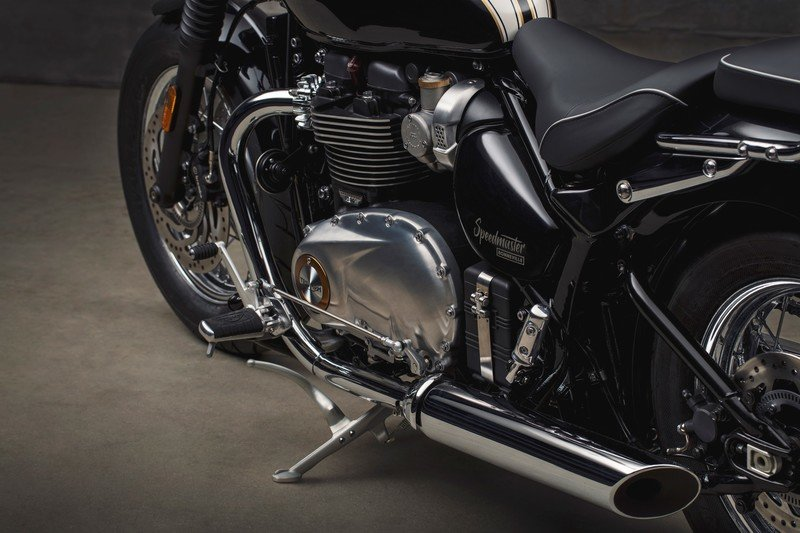 Images: The Triumph Bonneville Speedmaster - in the details and accessories. Exterior High Resolution - image 736016
