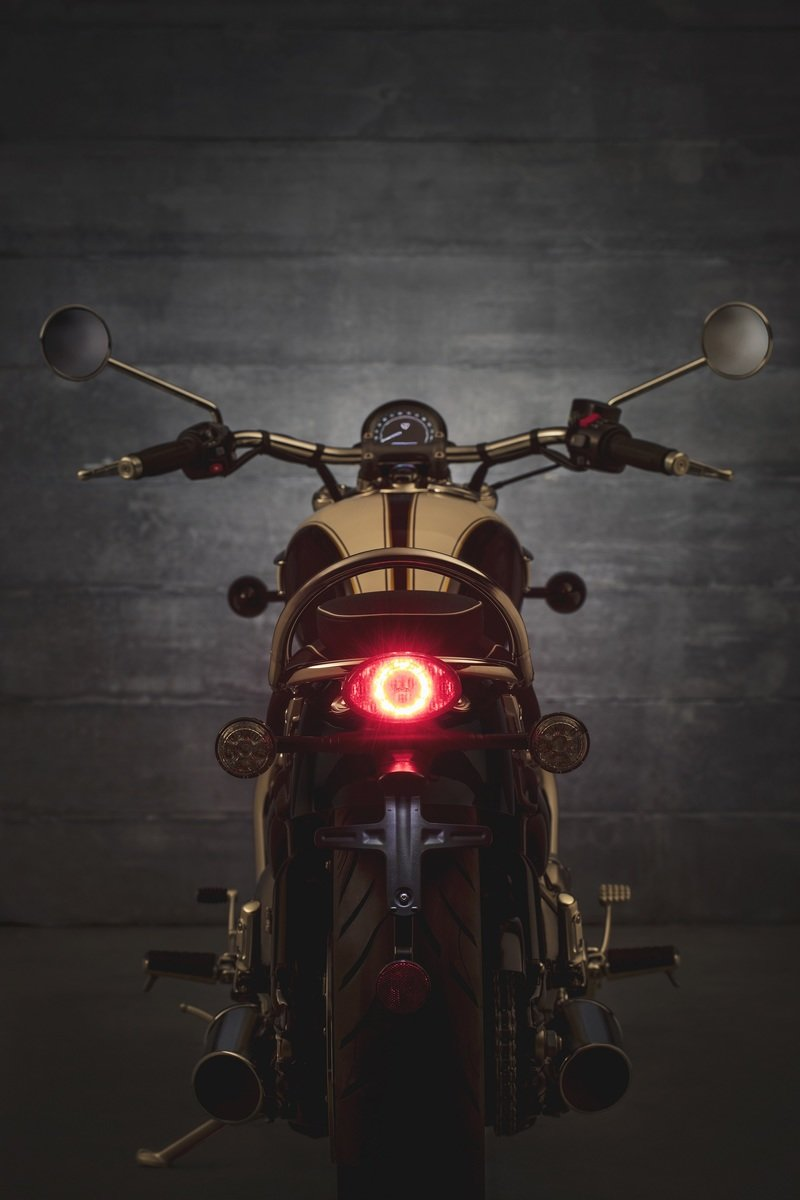 Images: The Triumph Bonneville Speedmaster - in the details and accessories. Exterior High Resolution - image 736017
