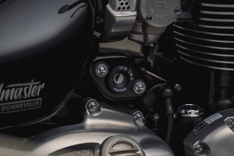 Images: The Triumph Bonneville Speedmaster - in the details and accessories. Exterior High Resolution - image 736018