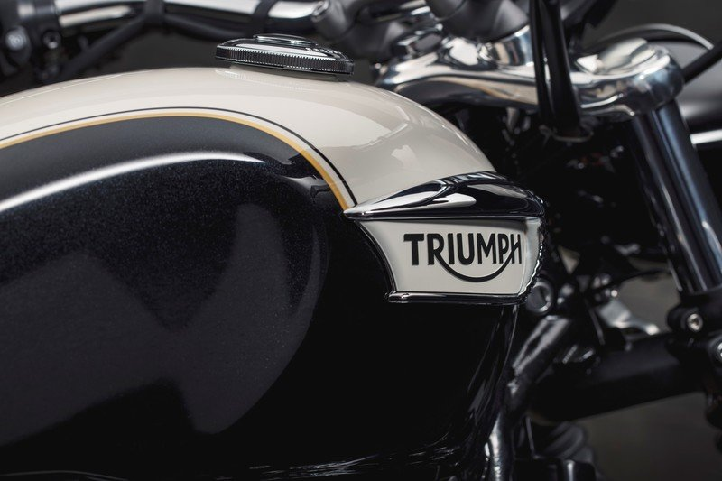 Images: The Triumph Bonneville Speedmaster - in the details and accessories. Exterior High Resolution - image 736020