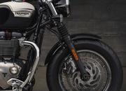 Images: The Triumph Bonneville Speedmaster - in the details and accessories. - image 736027