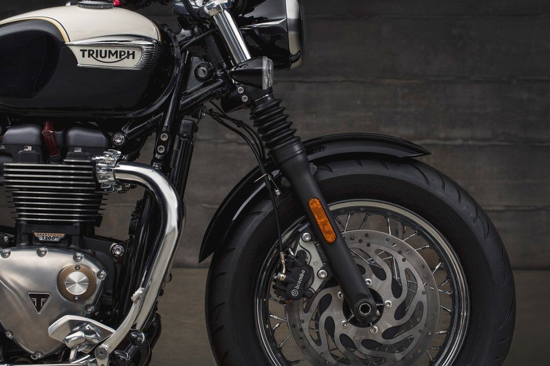 Images: The Triumph Bonneville Speedmaster - in the details and accessories. Exterior High Resolution - image 736027