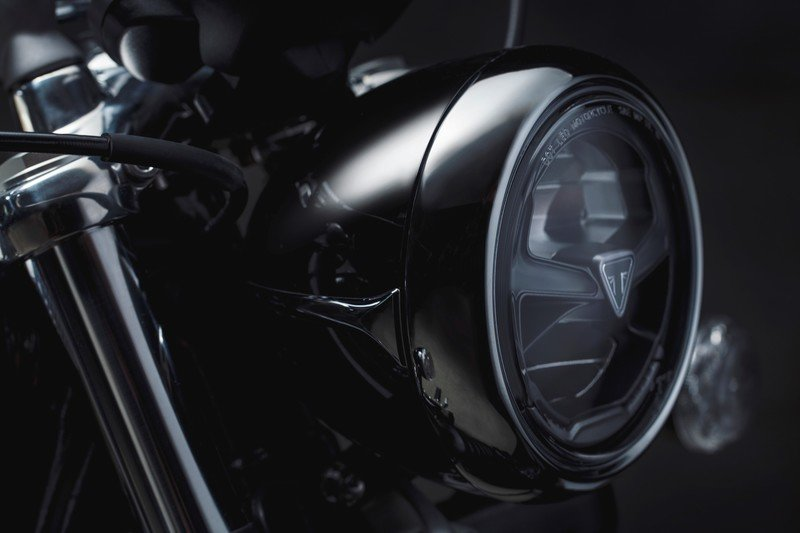 Images: The Triumph Bonneville Speedmaster - in the details and accessories. Exterior High Resolution - image 736031