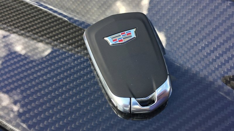 Even Cadillac's Key Feels High-Class