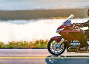 Say hello to the ultimate Japanese luxury tourer, the 2018 Honda Gold Wing. - image 740397