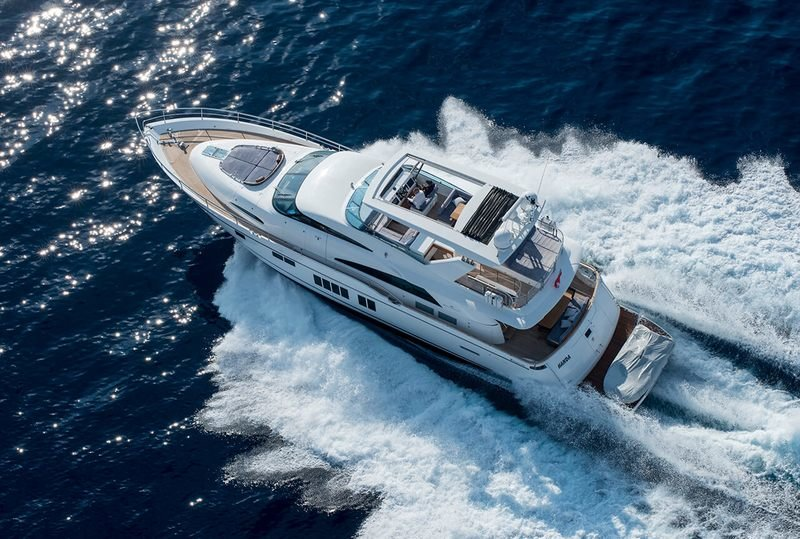 2017 Fairline Squadron 78 CUSTOM