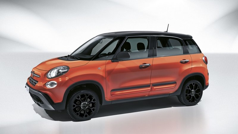 2017 Fiat 500L City Cross Edition