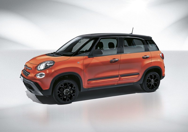 2017 Fiat 500L City Cross Edition High Resolution Exterior - image 735184