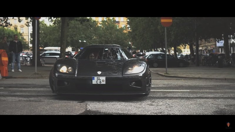 Flock Of Koenigseggs Show Up In Sweden, Awesomeness Ensues: Video