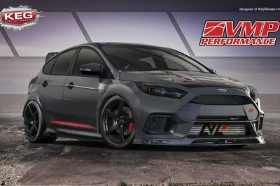 "2017 Ford Focus RS ""TriAthlete"" by VMP Performance - image 738199"