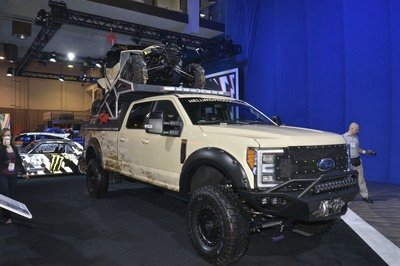 "2017 Ford F-350 ""The Operator"" By Hellwig - image 741907"