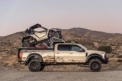 "2017 Ford F-350 ""The Operator"" By Hellwig - image 741908"