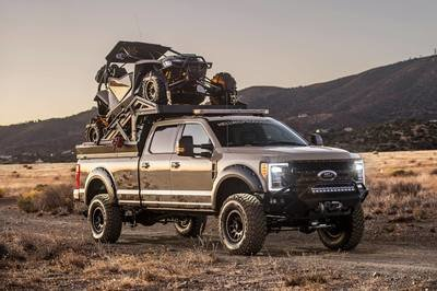 "2017 Ford F-350 ""The Operator"" By Hellwig - image 741906"