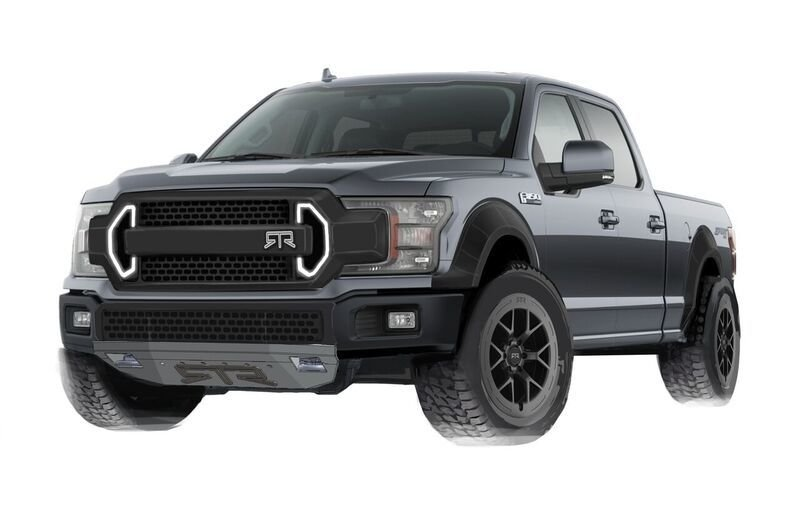 2017 Ford F 150 Rtr Muscle Truck Top Speed