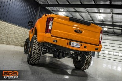 2017 Ford F-250 Super Duty XLT By BDS Suspension - image 741439