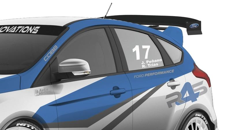 2017 Ford Focus RS by Rally Innovations - image 738745