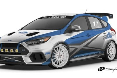 2017 Ford Focus RS by Rally Innovations - image 738197