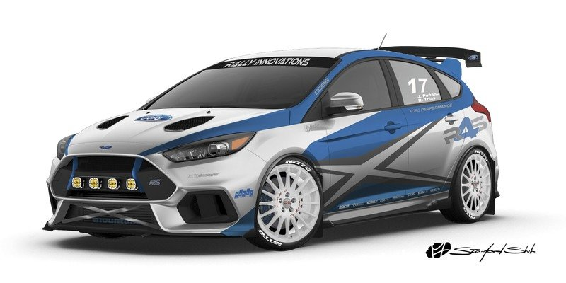 2017 Ford Focus RS by Rally Innovations Exterior - image 738197