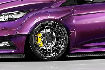 2017 Ford Focus ST by Blood Type Racing - image 738527